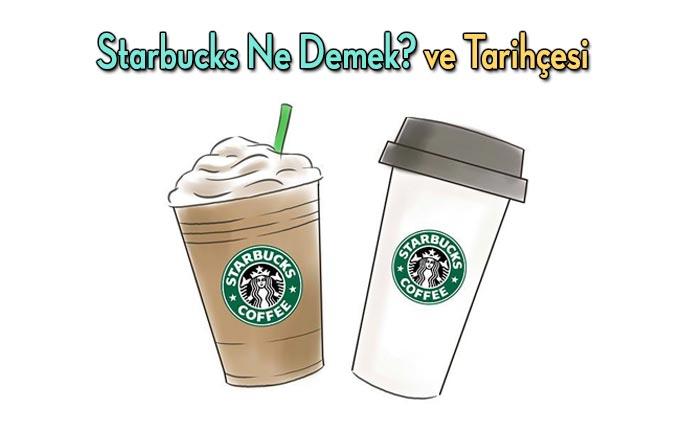 Starbucks-Nedir