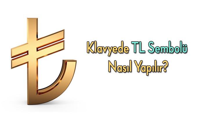 Tl-sembolü-klavye