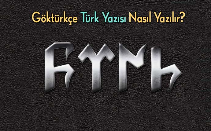 göktürk-türk-yazısı